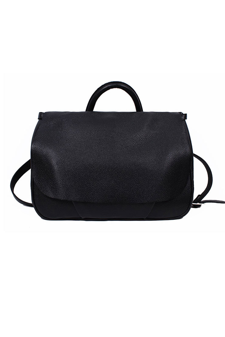 [ B Grade ]<BR>Mail Bag<BR>ITALY Shrunken Leather<BR>이태리 슈렁큰 가죽 메일백